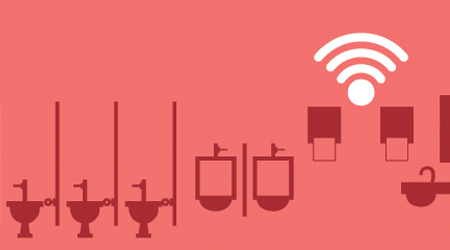 Internet Of Things Devices In The Restroom