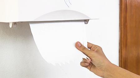 Survey Addresses Paper Towels Vs. Hand Drying Debate