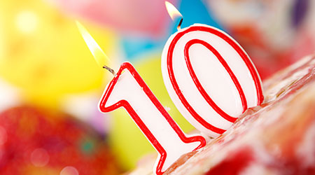 RDA Advantage Celebrates 10th Anniversary