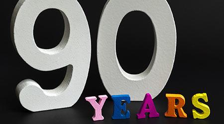 Tornado Celebrates 90 Years