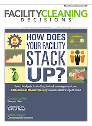 Facility Cleaning Decisions June Magazine