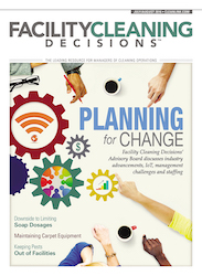Facility Cleaning Decisions July/August Magazine
