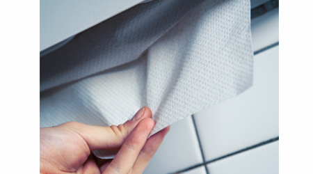 Tricks To Cut Down On Paper Towel Consumption
