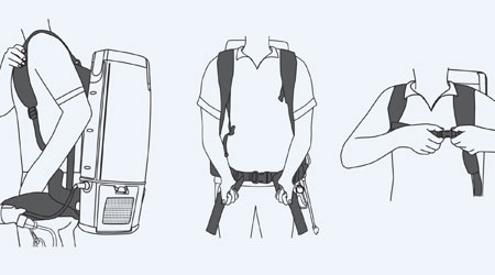Ergonomic Benefits Of Backpack Vacuums