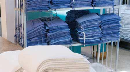 Proper Laundering Aids In Infection Prevention