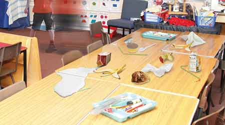 Cleaning Challenges With Breakfast In The Classroom