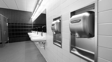 CASE STUDY: School Touts Sustainability With Hand Dryers