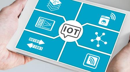 Using IoT To Manage Floor Equipment Fleet