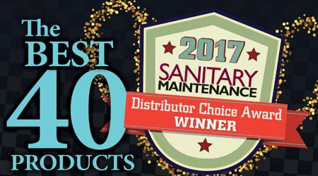 Jan/san Suppliers Pick Top Products For Distributor Choice Awards