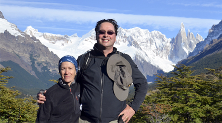 Freetime: Paul SerVaas Of Bar Keepers Friend Is Mountain Climber And Adventurer