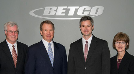 Betco Announces New Leadership Promotions