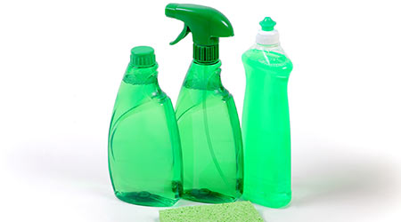 How Green Cleaning Chemicals Have Improved Through The Years