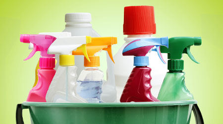 Tips To Choosing The Best Green Cleaning Products