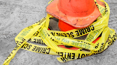New Standard Published For Trauma and Crime Scene Cleanup