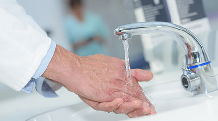 Guidance for Improving Hand Hygiene Compliance in Healthcare Facilities