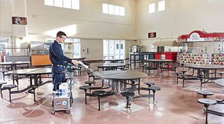 Surface Protection Schools Use To Prevent Infections