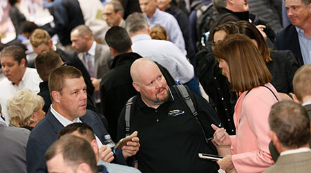 Network With Fellow Attendees At ISSA/INTERCLEAN