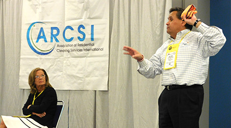 ARCSI And ISSA Team For 20 Hours Of Education At Convention