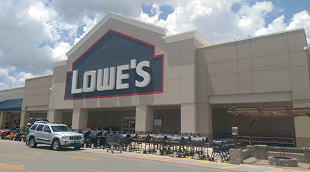 Diversey Professional Brands Now in Lowe's Stores