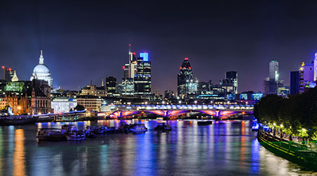 Cleaning London's Diverse, Dangerous Skyline