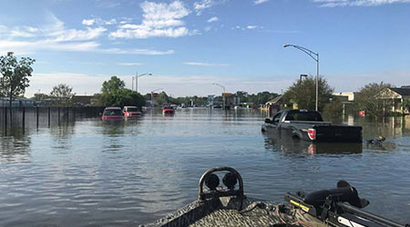 Donations Assist With Hurricane Harvey Disaster Relief