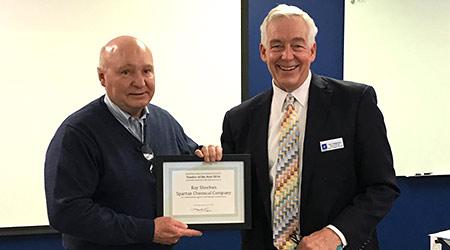 Olmsted-Kirk Names Vendor Representative Of The Year