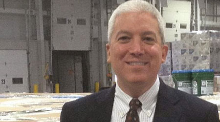2016 Sales Leader: Ross Hiller, Jersey Paper Plus