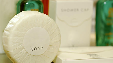 Cleaning Up Hospitality Soap Waste