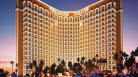 CASE STUDY: Treasure Island Hotel and Casino Tackles Challenging Tobacco and Cannabis Odors