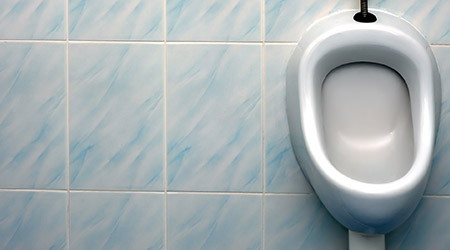 Airport Replaces Urinal Water With Ammonia-Breaking Bacteria