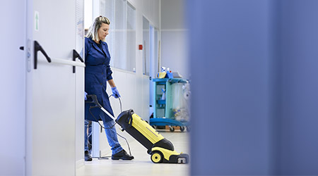 Study Outlines Time And Motion Of Cordless Upright Vacuums