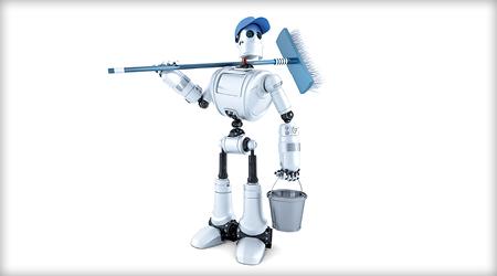 Robot Floor Cleaners Enter The Jan/San Market
