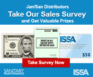 SM/ISSA Sales Survey