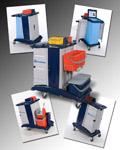 Geerpres Modular Plastic Carts