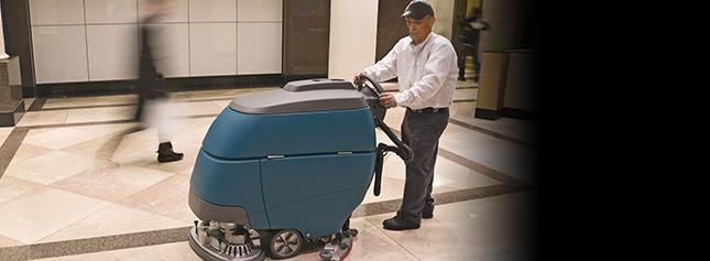 Leasing Floor Care Machines