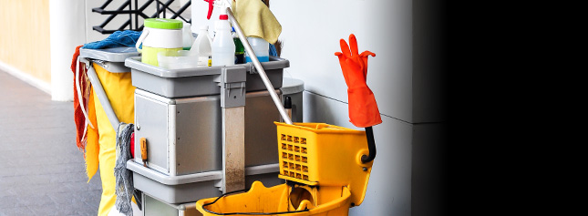 Breaking Down The Benefits of Customizing Cleaning Carts
