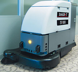Learn About Iv800 Robotic Vacuum From Intellibot