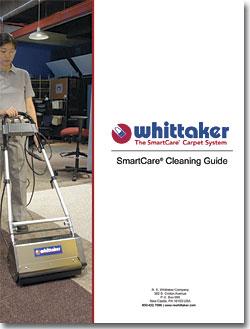 whittaker carpet cleaning machine