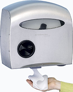 Kimberly Clark Soap Dispenser Key