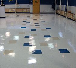 EPIC Water Based Urethane Floor Finish