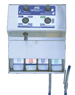 Learn About Chemicenter Deluxe Dilution Control System