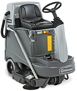 Learn About Vacride Ride On Vacuum From Advance