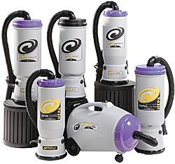 Great CRI Gold Vacuums: ProTeam Inc.