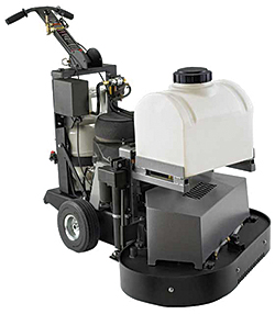 Learn About Panther Dual Head Strippers Scrubbers From