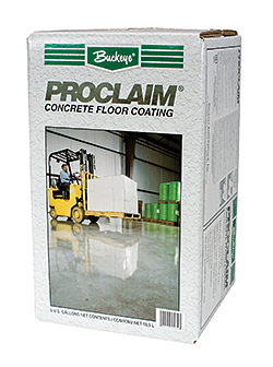 Learn about proclaim concrete terrazzo and hard floor for Mop on concrete floor wax