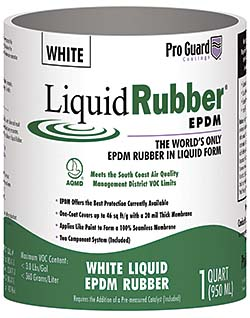 Learn About Liquid Rubber Low Voc From Pro Guard Coatings