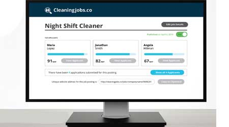 CleaningJobs.co: Swept Technologies