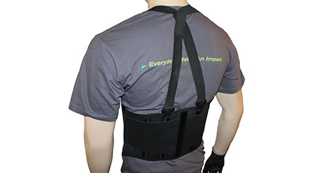 Detachable Suspenders Back Support: Impact Products LLC
