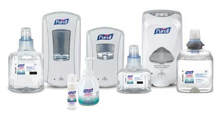 Learn About Purell Advanced Hand Sanitizer Ultra