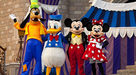 Disney Reduced Ecological Footprint By Saving Water, Recycling